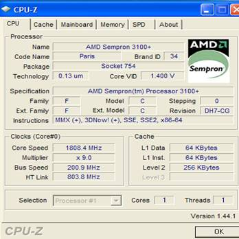 How Do I Find Out What Motherboard & CPU I Have?