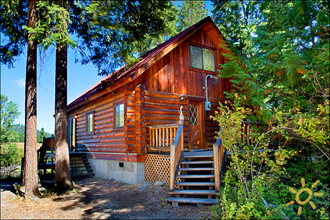 Marie's Cabin Vacation Rental