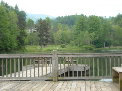 Great View Of Fonatan Dam From Vacation Rental