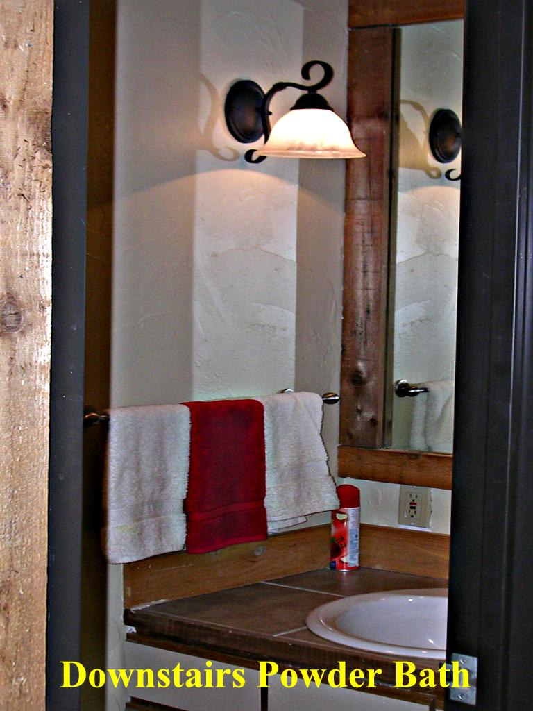 Bathroom Colorado Vacation Rental
