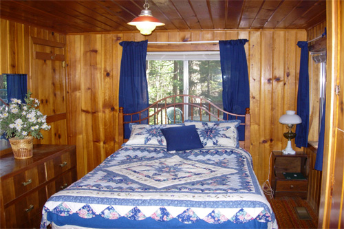 Twain Harte Blue Room