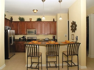 Vacation Rental Dining Area