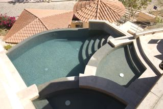 Vacation Rental In Cabo San Lucas Has Private Jacuzzi