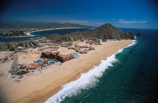 Views Of Mexican Coastline At  Cabo San Lucas Vacation Rental
